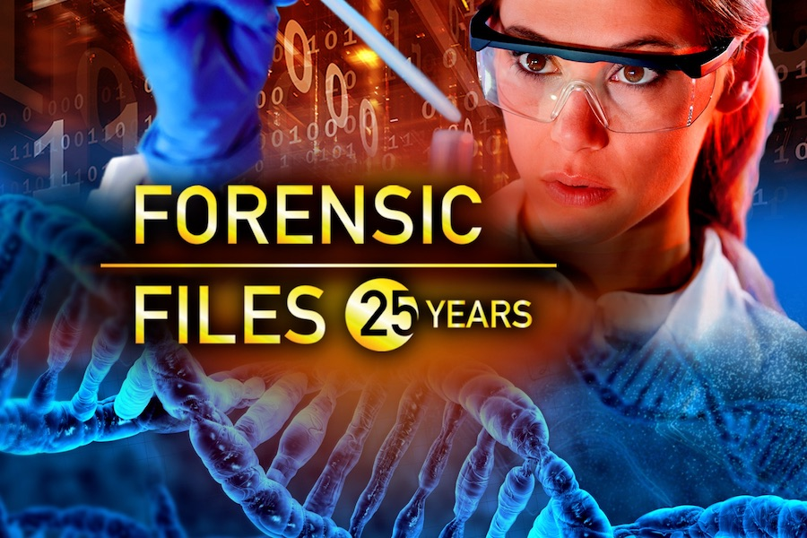FilmRise Celebrating 'Forensic Files' 25th Anniversary With TV Special