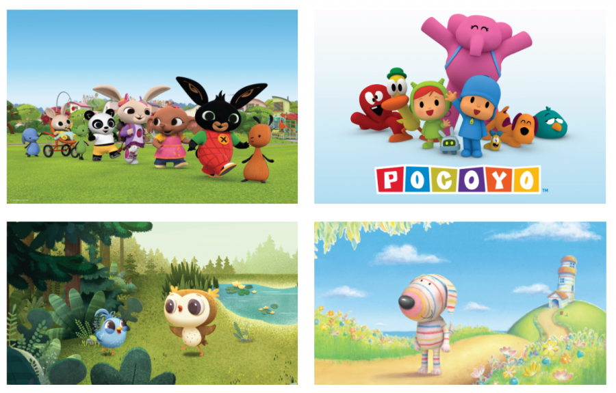 WarnerMedia Kids & Family Adds Preschool Fare on Pending Cartoonito Platform
