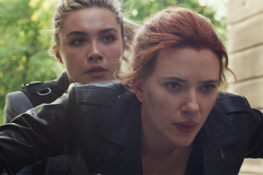 'Black Widow,' 'Boss Baby 2,' 'Forever Purge' Top List of Sept. 14 Disc and Digital Releases