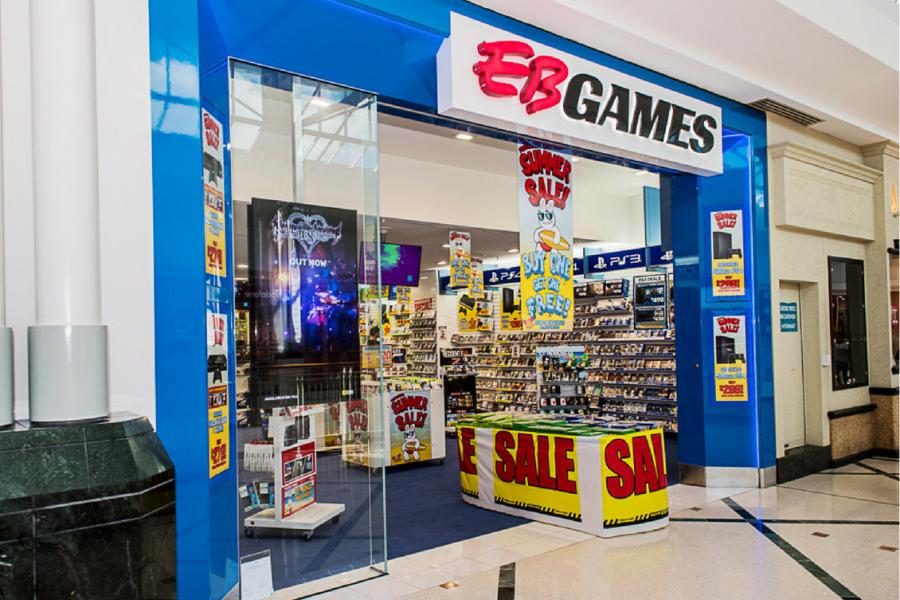 GameStop to Rebrand EB Games in Canada