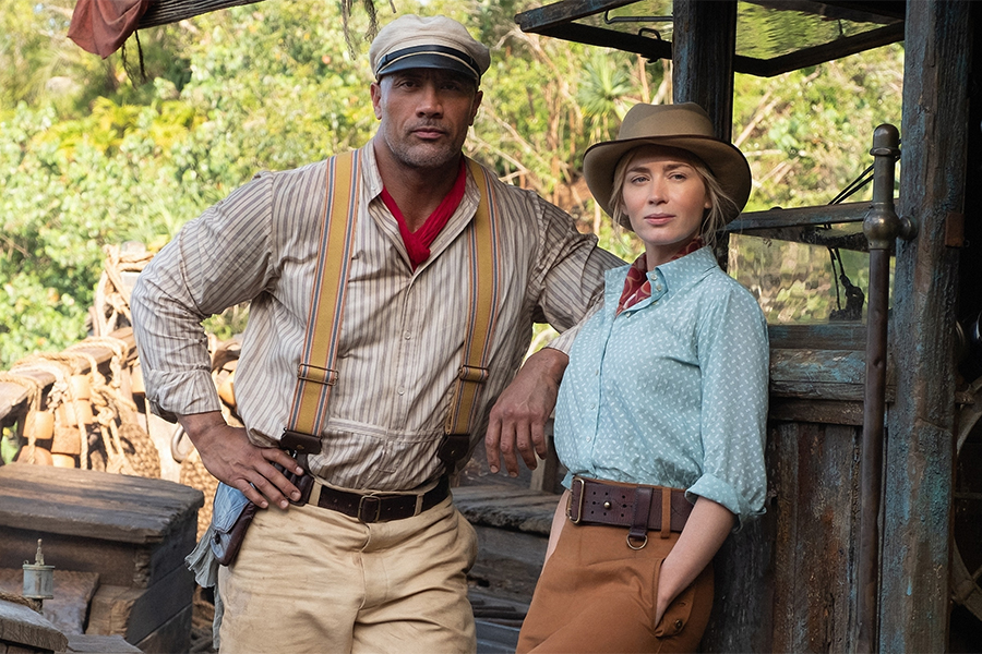 Weekend Box Office: Disney Takes PVOD 'Jungle Cruise'
