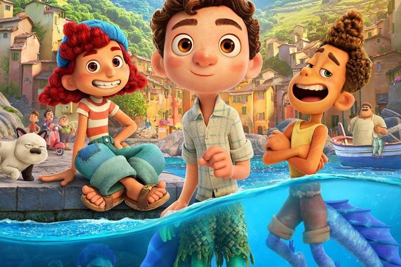 Disney Partners With Postable to Promote 'Luca' Home Entertainment Release