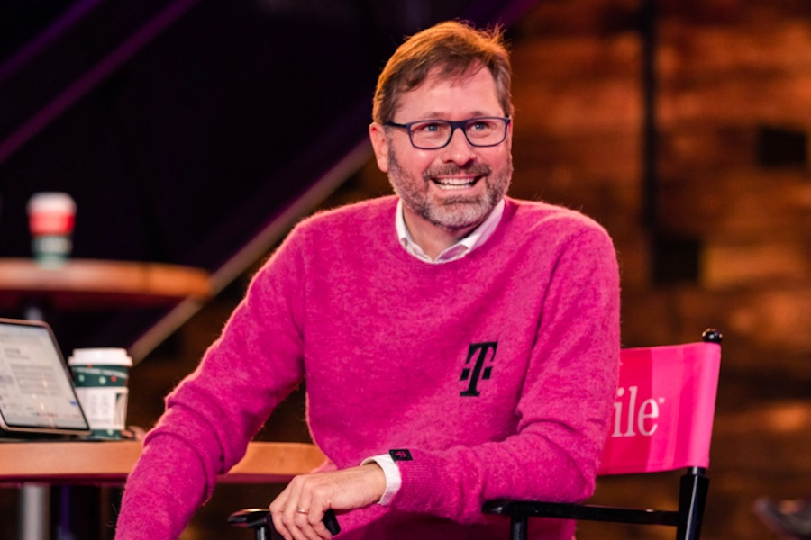 T-Mobile CEO Mike Sievert to Deliver Keynote at CES 2022