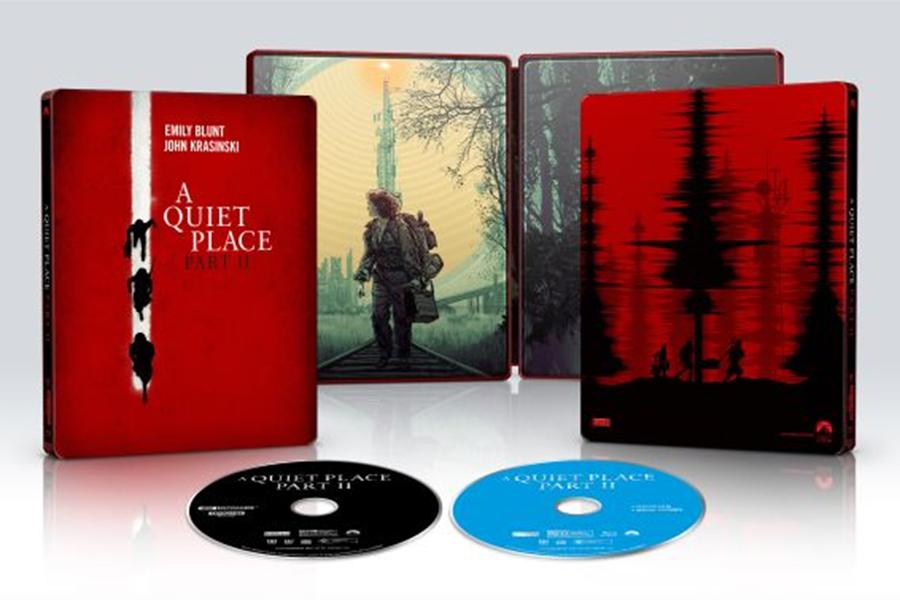Merchandising: Get a 'Quiet Place 2' Steelbook at Best Buy