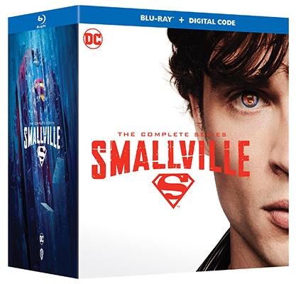 Smallville: The Complete Series —20th Anniversary Edition