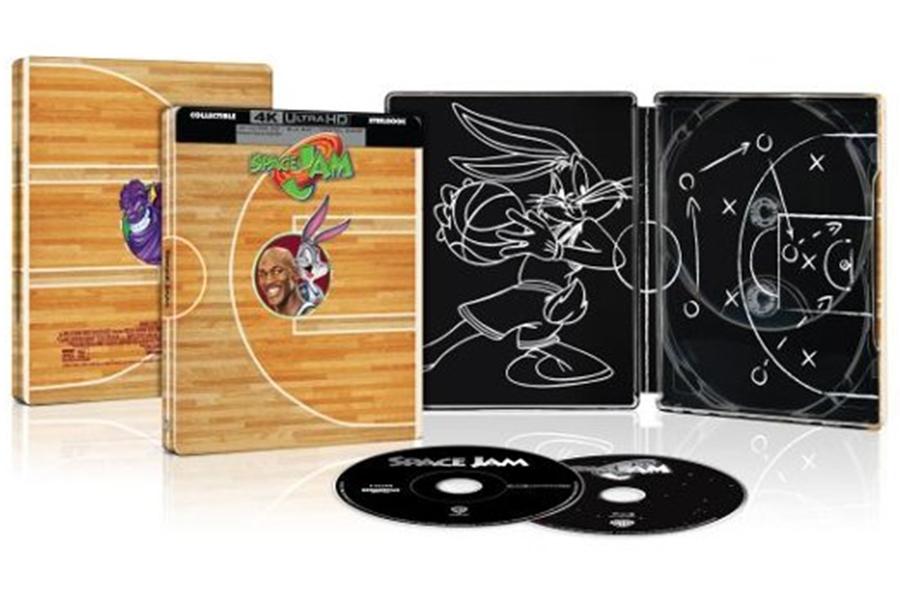 Merchandising: New Best Buy Steelbooks Include 'Space Jam'