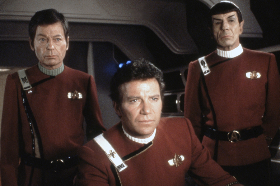 Paramount, CBS Celebrating 55th Anniversary of 'Star Trek' With New Blu-ray, 4K Releases