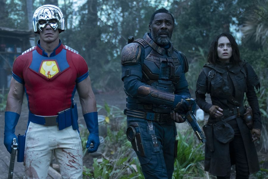 Weekend Box Office Takes on 'The Suicide Squad' and Delta Variant