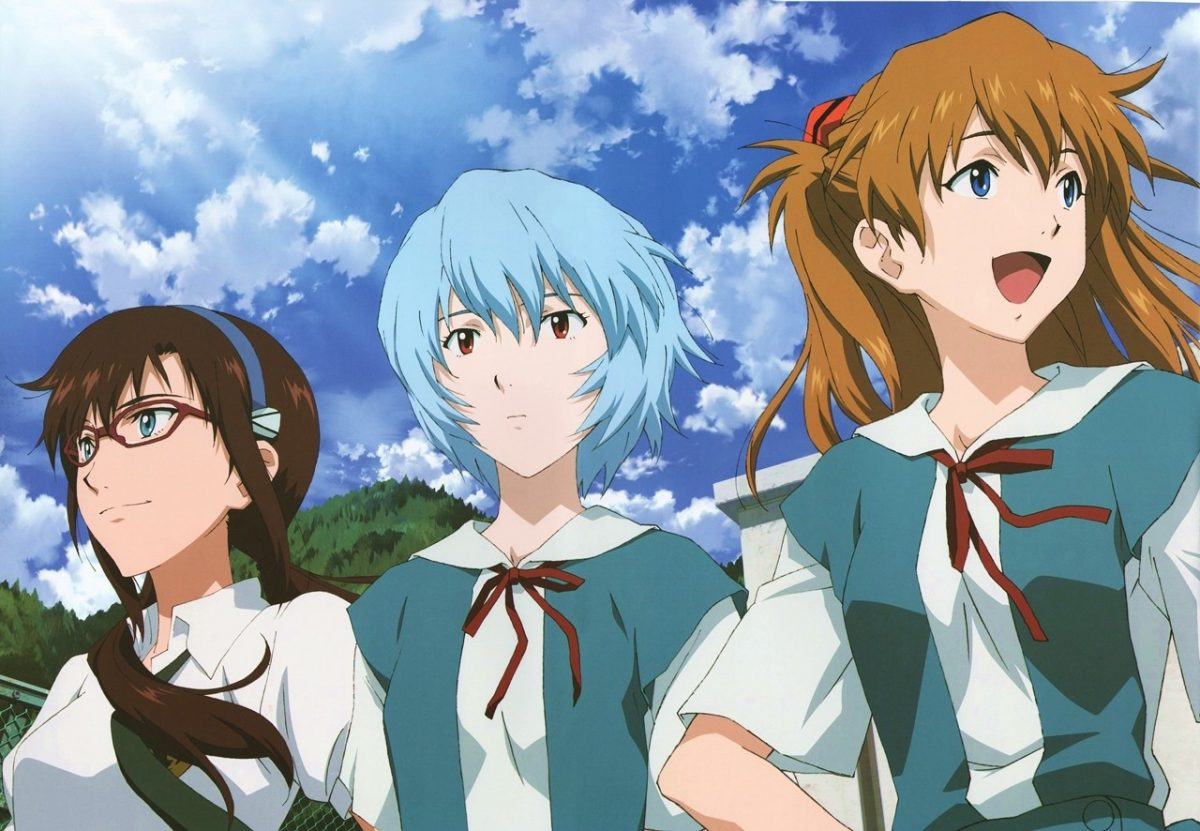 Amazon Prime Video Streaming Japanese Anime Movie 'Evangelion:3.0+1.01 Thrice Upon a Time' Aug. 13