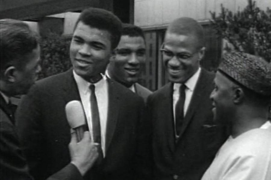 Doc 'Blood Brothers' on Malcolm X, Muhammad Ali Friendship Debuting on Netflix Sept. 9