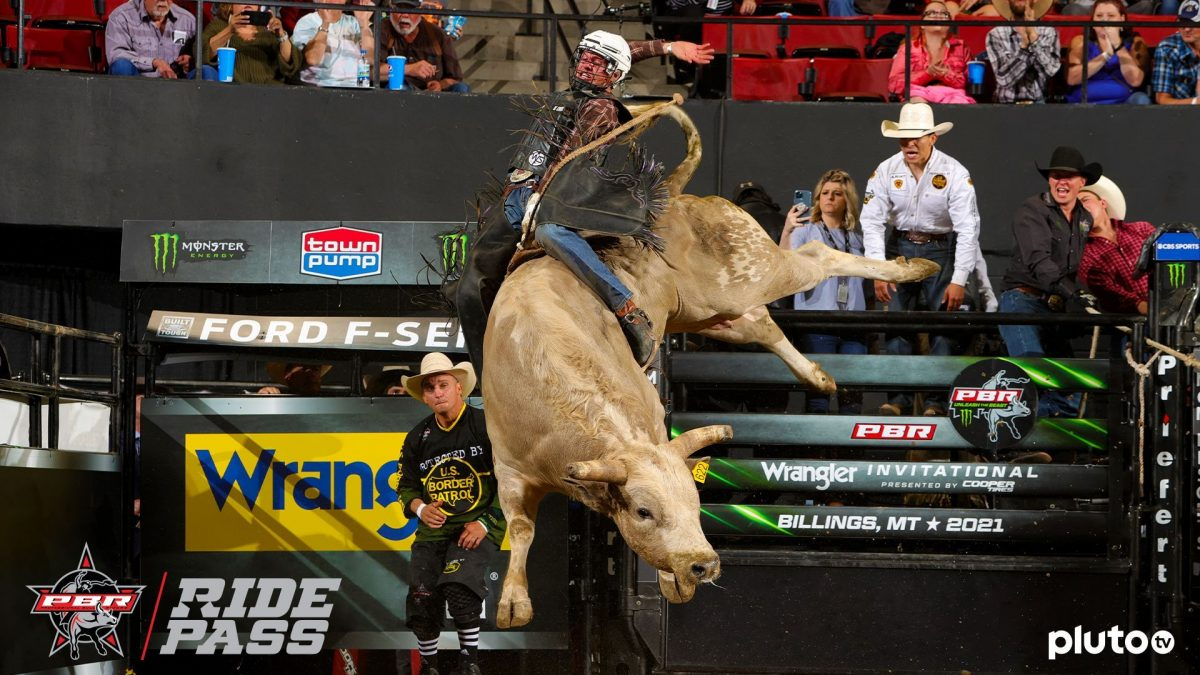 Pluto TV Gets Exclusive Streaming Access to Pro Bull Riding