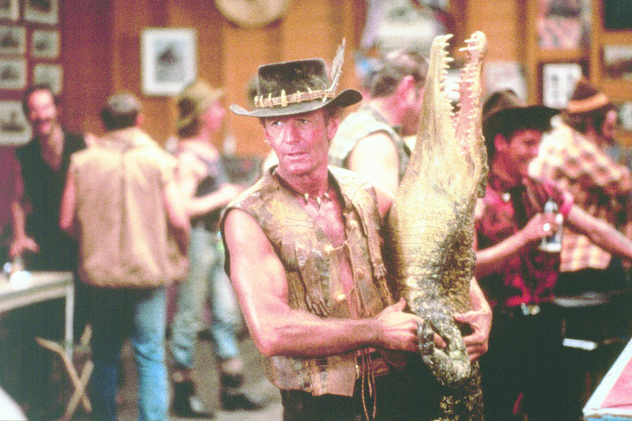 'Crocodile Dundee' Trilogy Due on Blu-ray Sept. 21 for 35th Anniversary