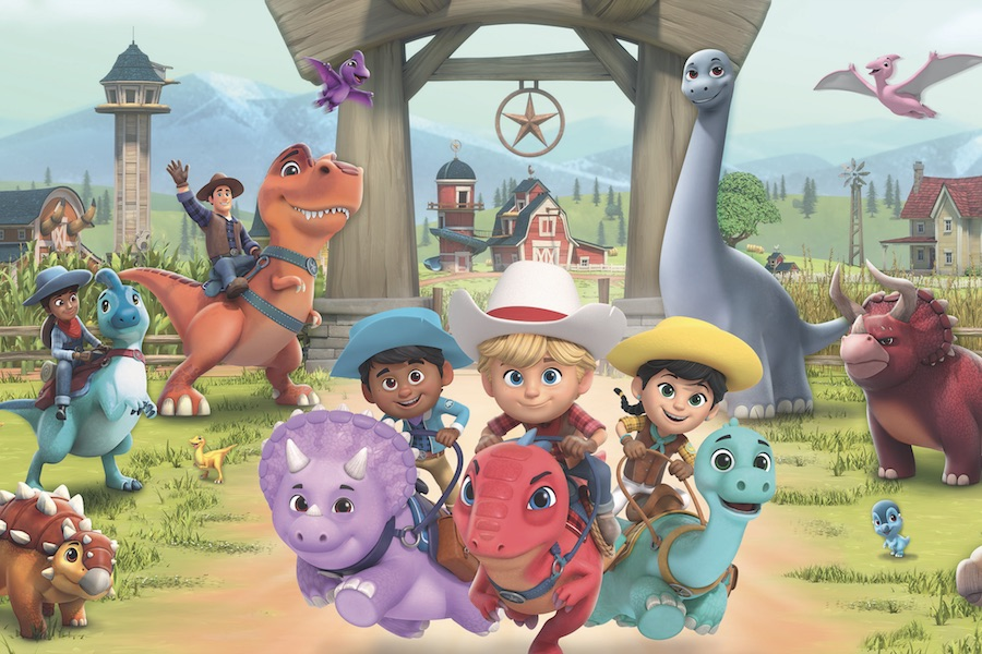 'Dino Ranch' Preschool Series Renewed for Second Season on Disney Junior and Disney+