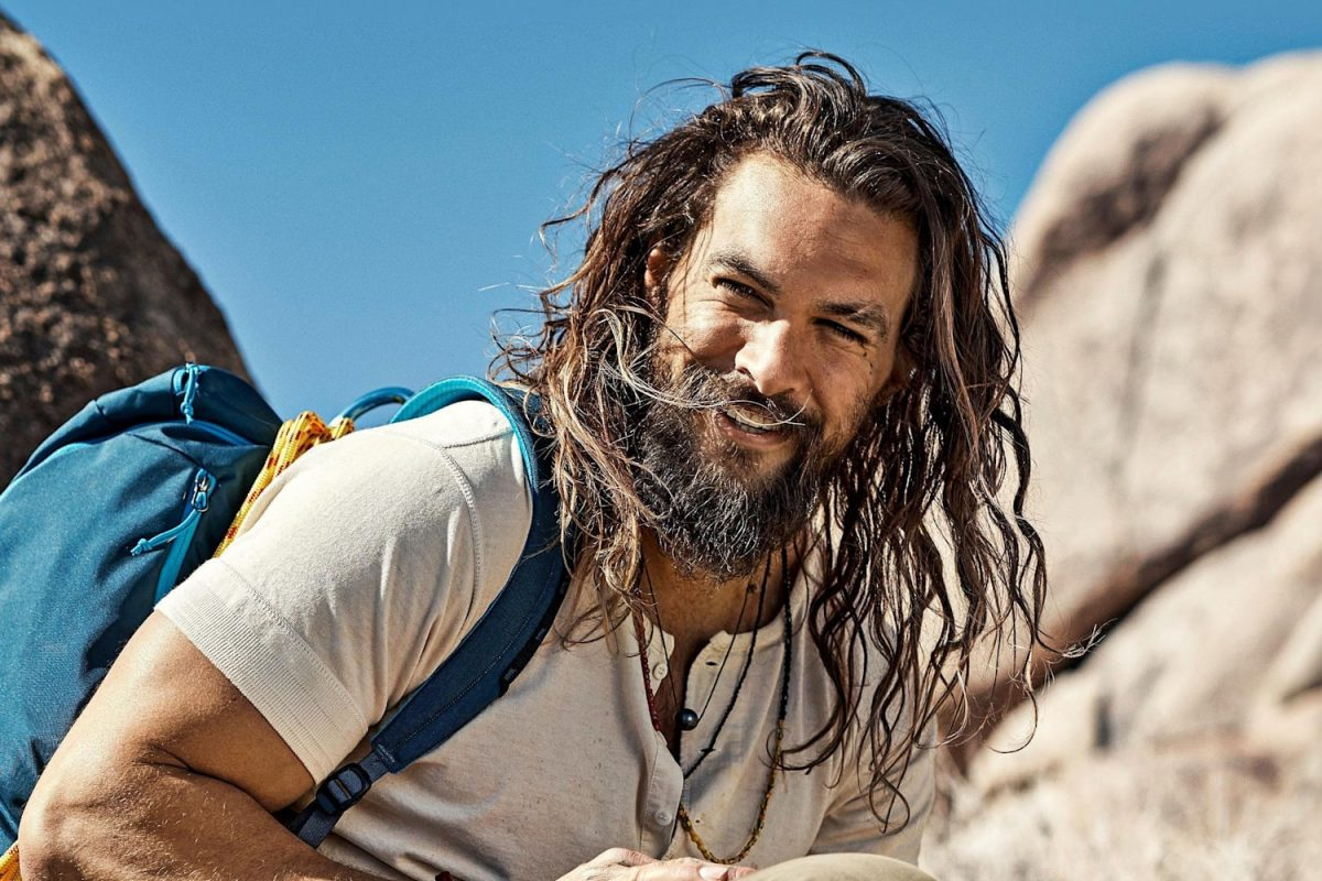HBO Max Orders Rock Climbing Competition Series Starring Jason Momoa