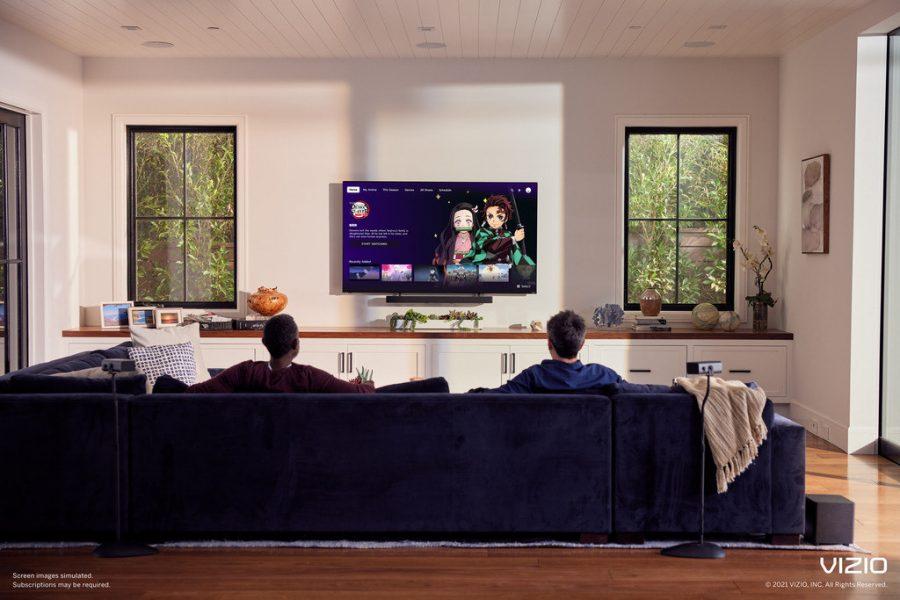 Vizio Adds Funimation Anime App to SmartCast TVs