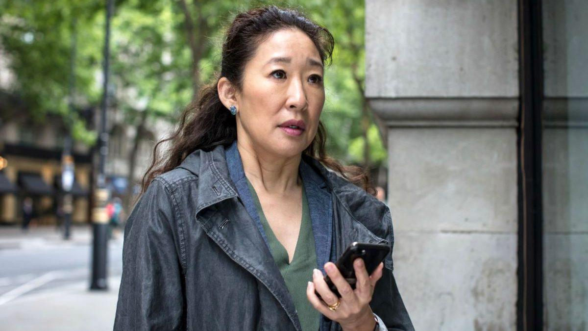 Sandra Oh, Amanda Peet Discuss Working on New Netflix Series 'The Chair'