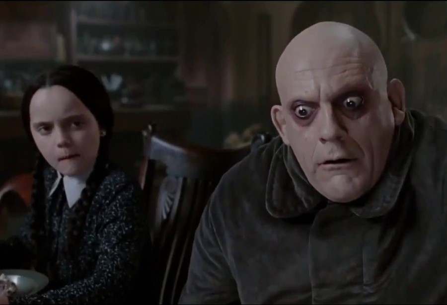 Paramount Plans 30th Anniversary Release of 'The Addams Family' on Digital and 4K Ultra HD Blu-ray