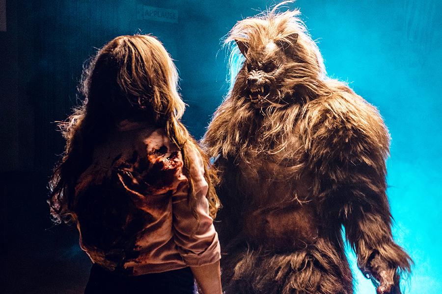 Werewolf Movie 'Amityville Moon' Rising on Disc Oct. 5