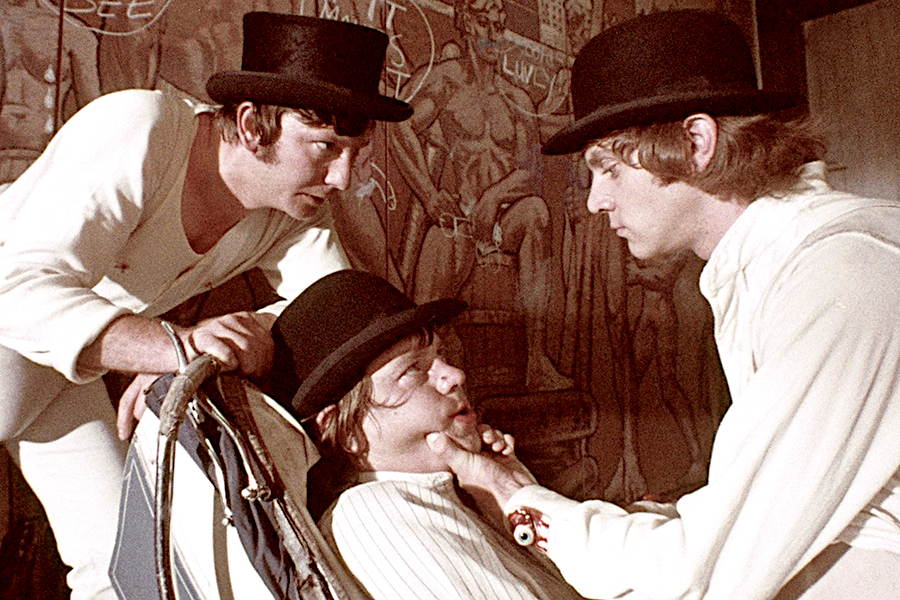 'A Clockwork Orange' Coming to 4K Ultra HD Blu-ray for 50th Anniversary