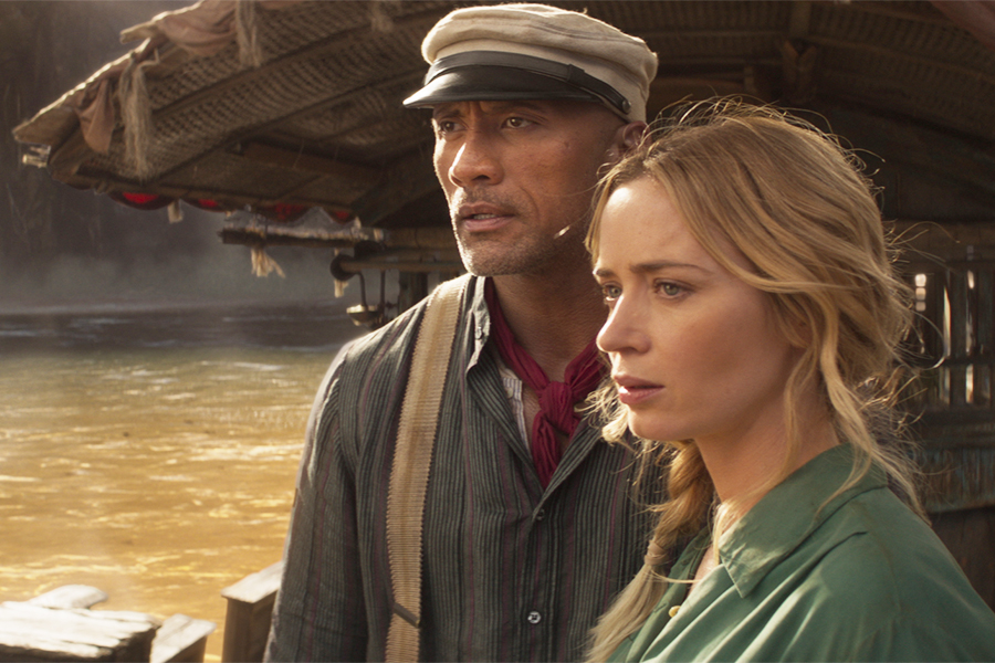 'Jungle Cruise,' 'In the Heights' Lead Aug. 31 Digital and Disc Releases