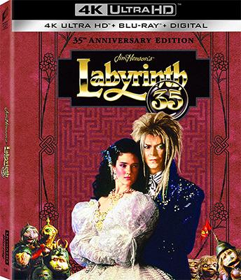 Labyrinth: 35th Anniversary Edition
