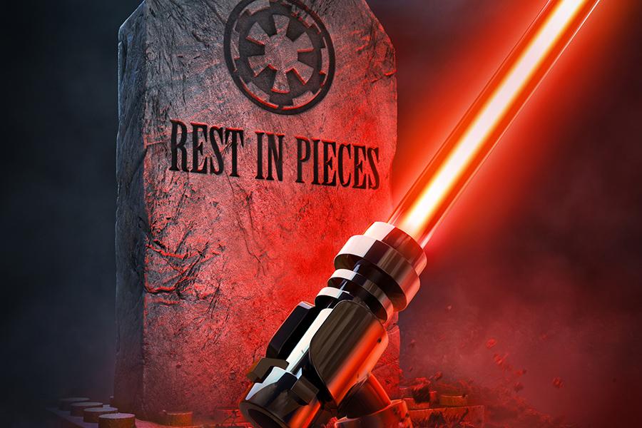 'Lego Star Wars' Halloween Special Premiering on Disney+ Oct. 1