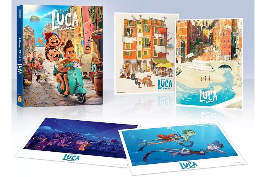 Merchandising: 'Luca' Exclusives Hit Shelves