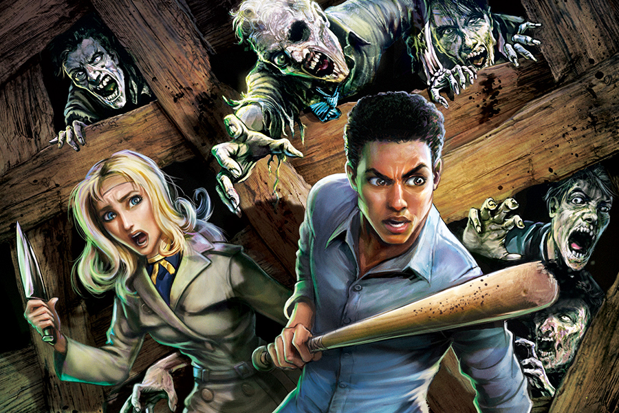 'Night of the Animated Dead' Slated for Digital Release Sept. 21, Disc Oct. 5