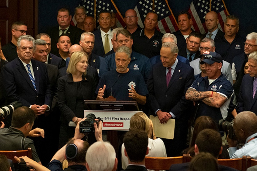 9/11 Doc 'No Responders Left Behind' Coming to Discovery+ Sept. 9