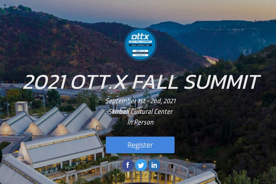 OTT.X Fall Summit Moving Outside, Requiring COVID-19 Vaccination or Test