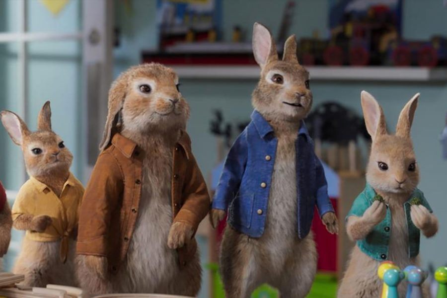 Sony's 'Peter Rabbit 2' Atop U.K. Home Entertainment Chart for Third Week