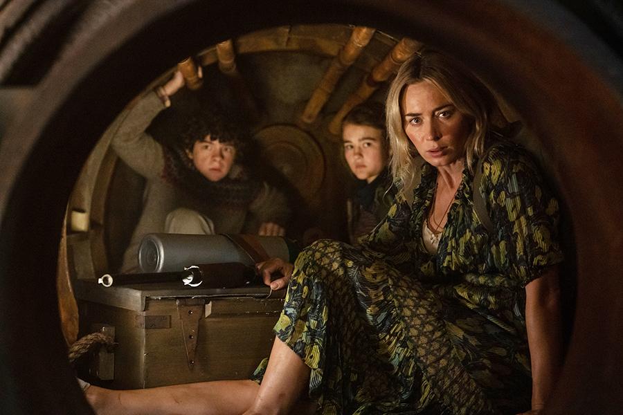 'A Quiet Place Part II' Scores Third Week Atop U.K. Home Entertainment Chart