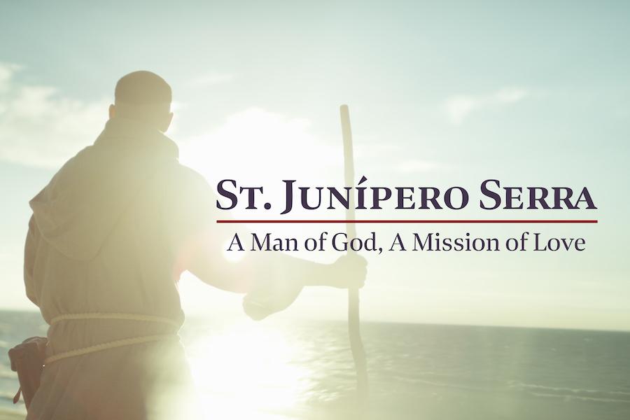 Doc Short 'St. Junípero Serra: A Man of God, A Mission of Love' Available on EST Sept. 28 From Virgil