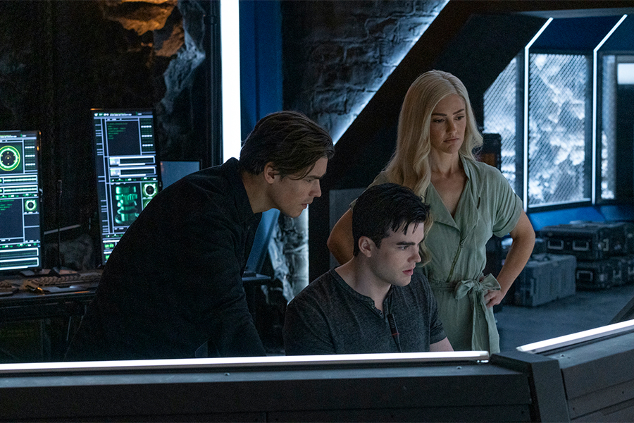 'Titans' Takes No. 1 Spot on Parrot's Digital Originals Chart for Third Week