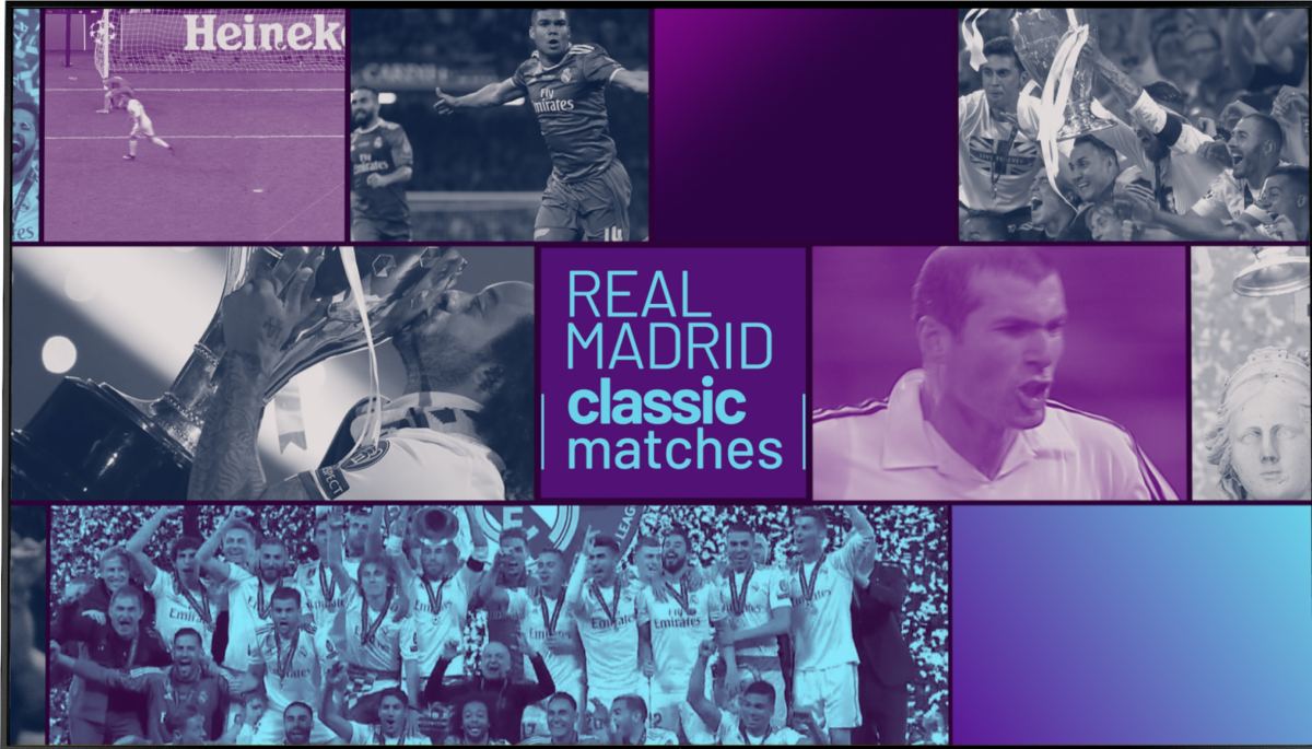Cinedigm Partners With Spanish Soccer Powerhouse Real Madrid for Streaming Channel