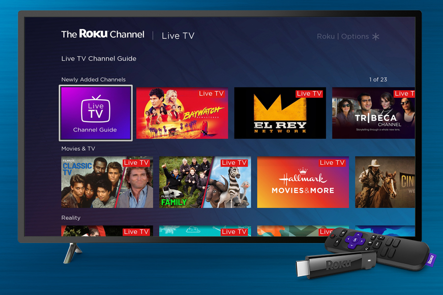 Roku Expands AVOD Channel Lineup With 17 Additions