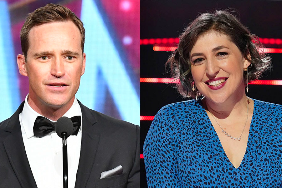 Sony Pictures Television Names Mayim Bialik and Mike Richards as 'Jeopardy!' Hosts