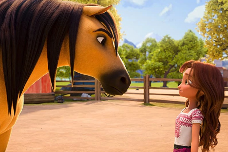 DreamWorks Animation's 'Spirit Untamed' Due on Digital Aug. 17, Disc Aug. 31 From Universal