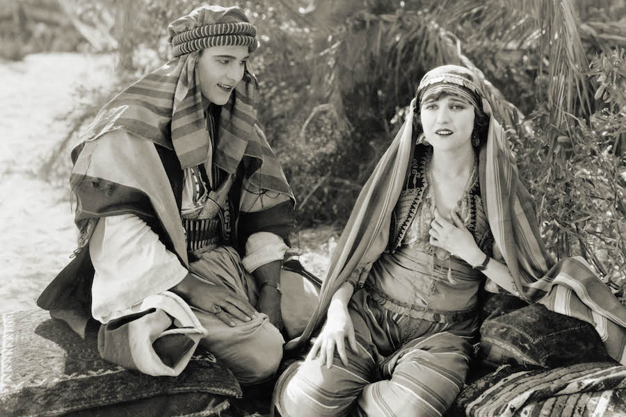 Preserving Film History and 'The Sheik': A Conversation With Paramount Archivist Andrea Kalas