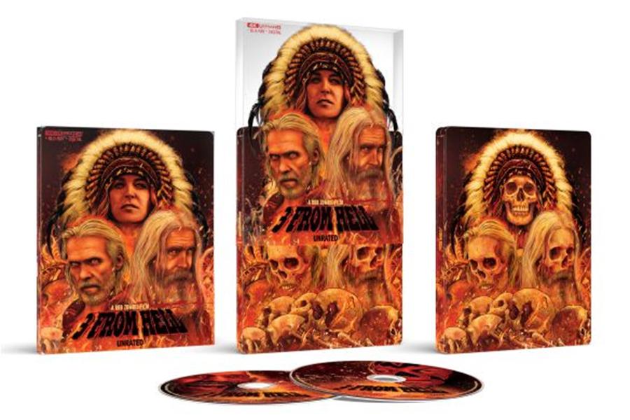 Merchandising: '3 From Hell' Steelbook at Best Buy