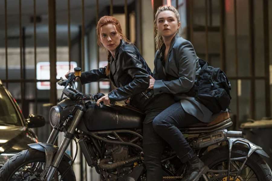 'Squid Game' Top Streaming Original, 'Black Widow' Top Streaming Movie on Whip Media Charts