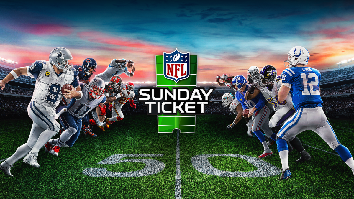 Amazon Prime Video Eyeing NFL's 'Sunday Ticket' Rights