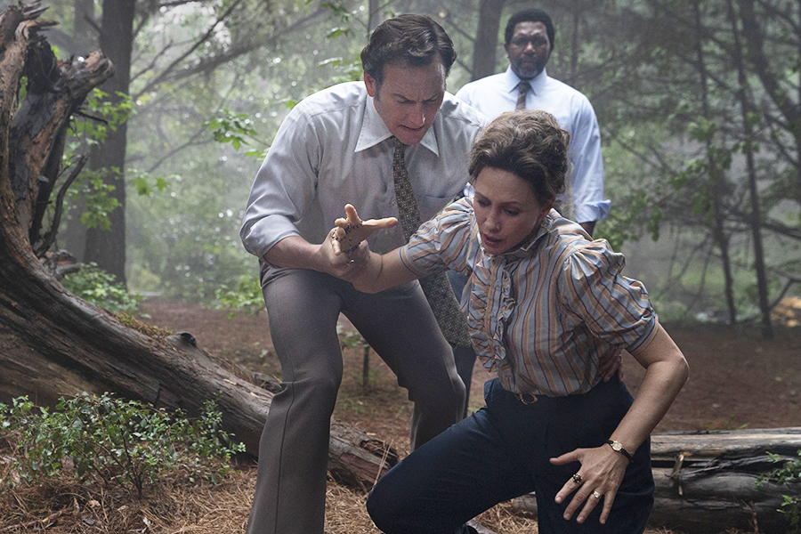 'Conjuring 3' Claims Top Spot on Disc Sellers Chart