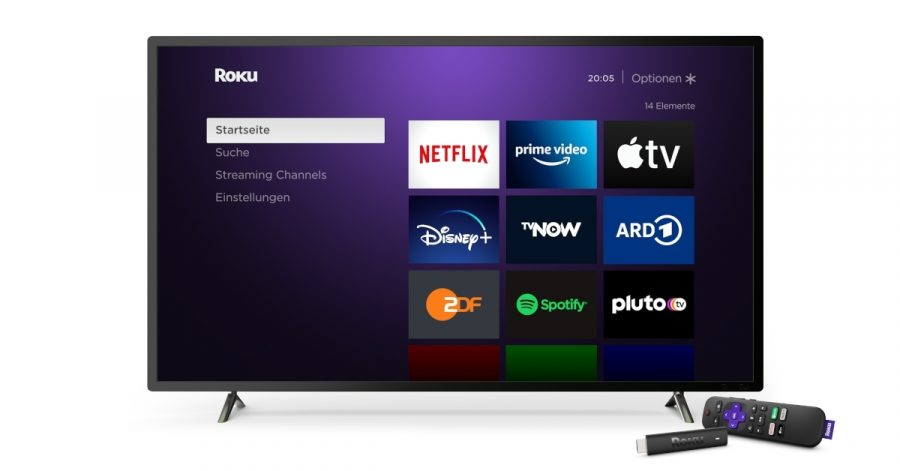 Roku Bows Streaming Media Devices in Germany
