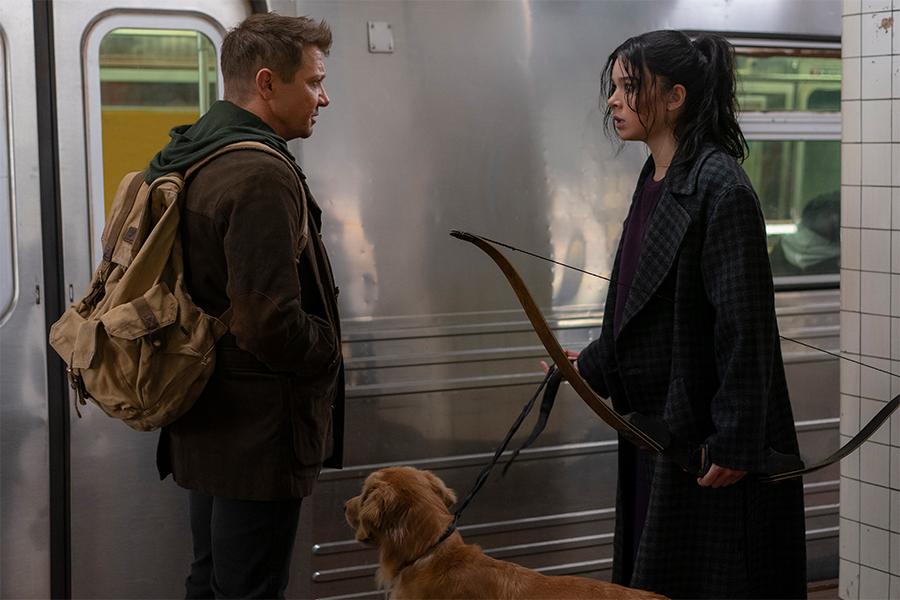 Marvel's 'Hawkeye' Series to Premiere on Disney+ Nov. 24