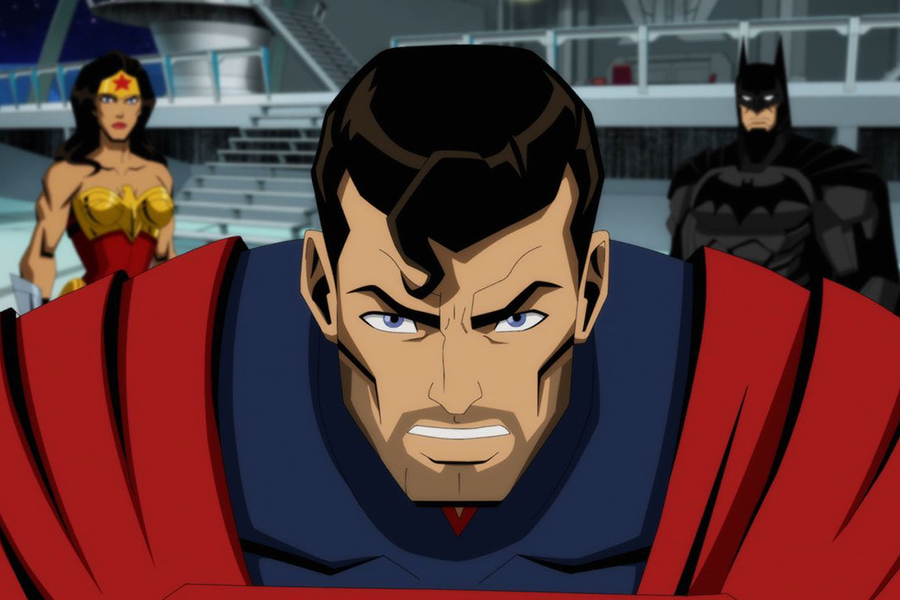 Animated DC Comics Movie 'Injustice' Slated for Blu-ray and Digital Release Oct. 19