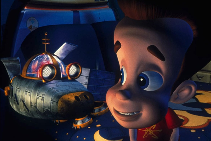 'Jimmy Neutron' Complete Series Available on DVD Oct. 26