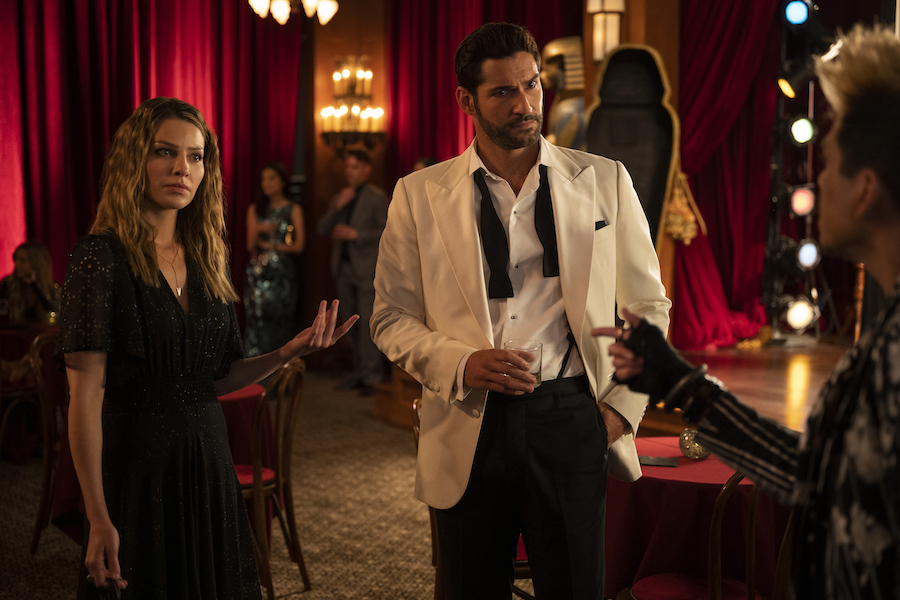 'Lucifer' Top Streaming Original, 'Malignant' Top Movie on Weekly TV Time Charts