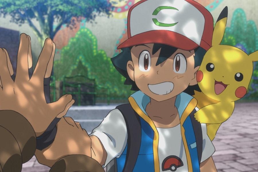New Pokémon Animated Film to Debut on Netflix Oct. 8