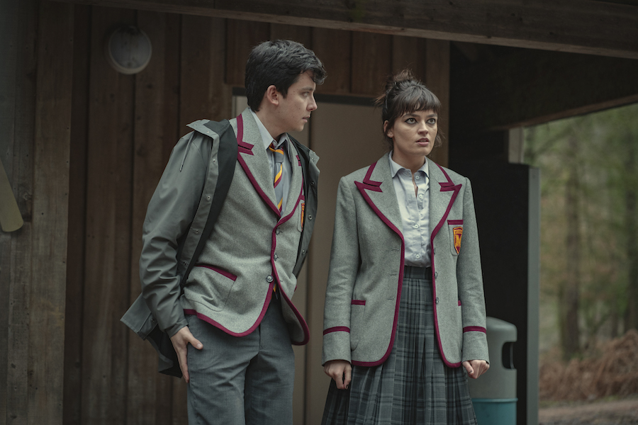 'Sex Education' Top Streaming Original, 'Shang-Chi' Top Movie on Weekly TV Time Charts